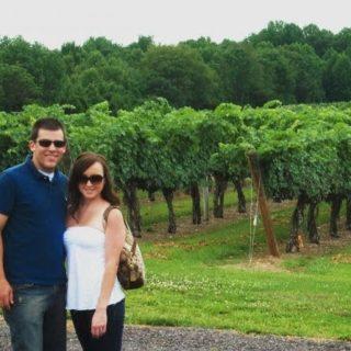 Wine Tasting in the Shenandoah Valley