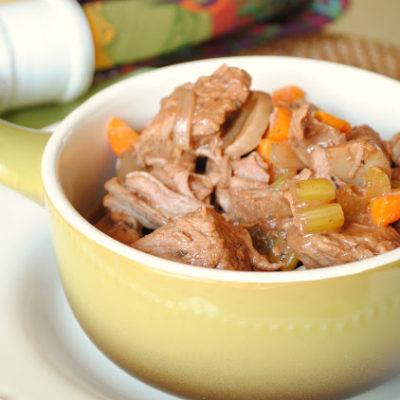 Hearty Irish Beef Stew