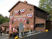 Childhood Memories: Franklin Cider Mill