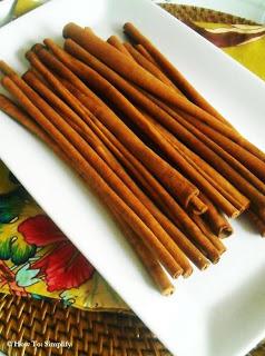 Green-Cinnamon