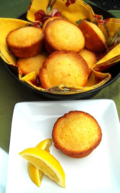 Lemon-Muffins