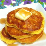 Edna Mae's Sour Cream Pancakes (The Pioneer Woman)
