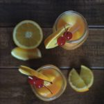 A tropical punch recipe in November? Thats right Im dreaminghellip