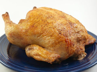 {Guest Post} 5-Spice Roast Chicken