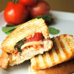 Chicken Bacon Panini