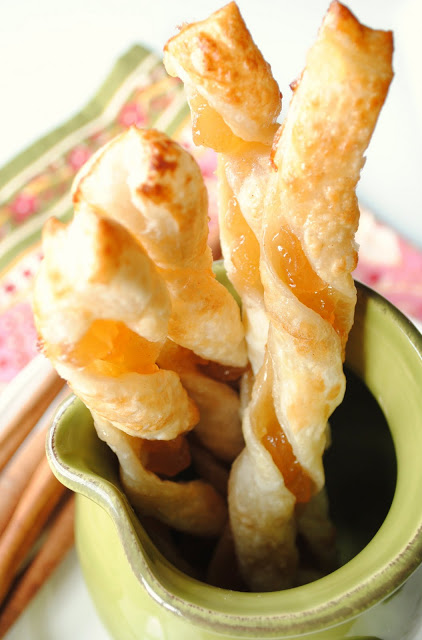 Apple-Cinnamon-Puff-Pastry-Twists