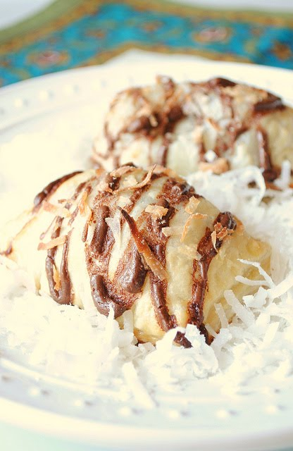 Nutella-and-Coconut-Puff-Pastry