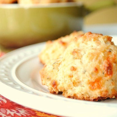 Cheddar and Parsley Biscuits