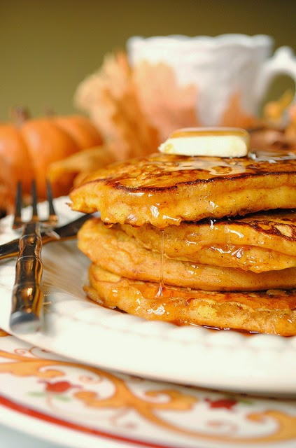 Pumpkin Pancakes - How To: Simplify