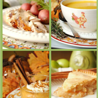 {Tips & Tricks} Preparing for Thanksgiving + Recipe Roundup