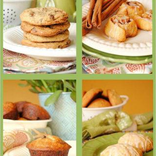 {Tips & Tricks} Holiday Treat Recipe Roundup