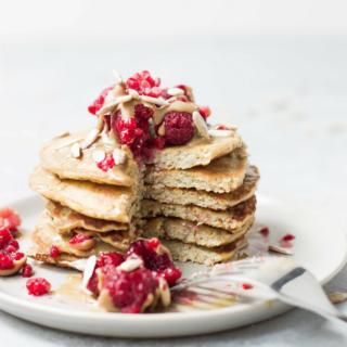 Tips for Making Light & Fluffy Pancakes & Classic Pancake Recipe