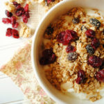 Raisin and Cranberry Granola