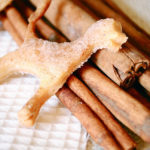 Cinnamon and Sugar Pie Crust Cookies