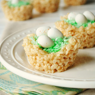 {Tips & Tricks} Easter and Earth Day Recipe Roundups