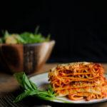Italian Sausage Lasagne