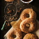 Baked Cinnamon and Sugar Doughnuts