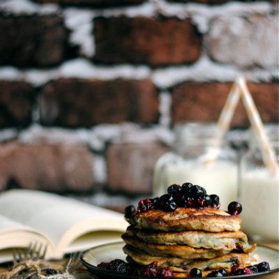 Very Berry Pancakes