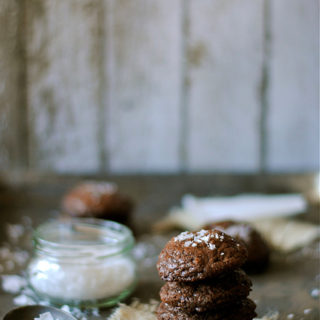 5 Ingredient Nutella Cookies