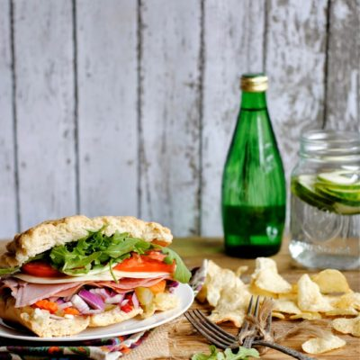 Muffaletta-Style Sandwich