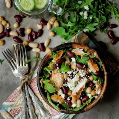 5 Simple Summer Salad Recipes