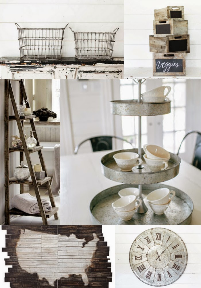 Home Decor Rustic And Neutral