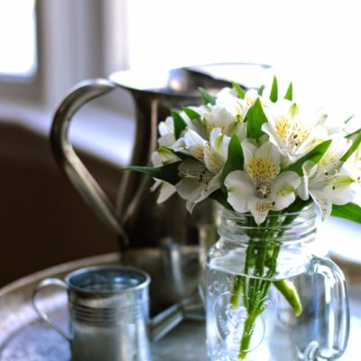 Simple Fix: Mason Jar Vase