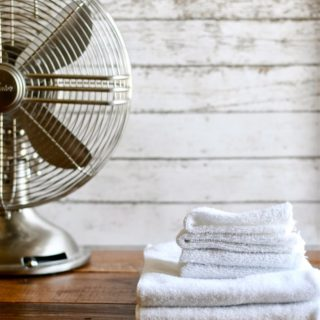 Cleaning Habit: Putting Laundry Away