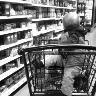 "Grocery Shopping with ""The Mayor"""
