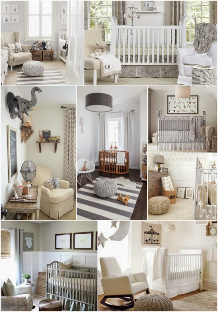Home Decor Gender Neutral Baby Nursery