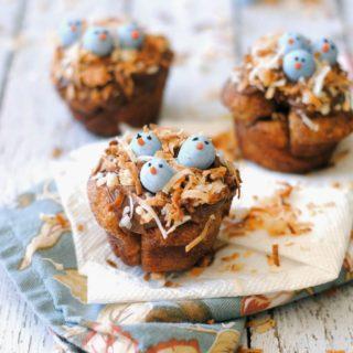 Easter Recipe: Monkey Bread Bird Nests