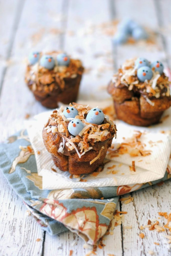 Easter Recipe: Monkey Bread Bird Nests - How To: Simplify