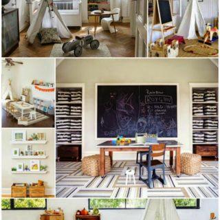 Children's Playroom Design Ideas