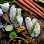 Mustard Roasted Tilapia