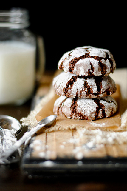 White Chocolate Cherry Macadamia Nut Cookie Recipe