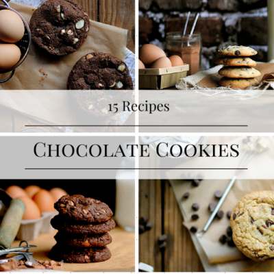 15 Simple Chocolate Cookie Recipes