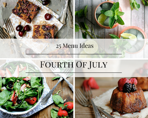 Fourth of July Recipe Ideas final