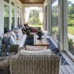 Outdoor Decor for a Terrace or Porch