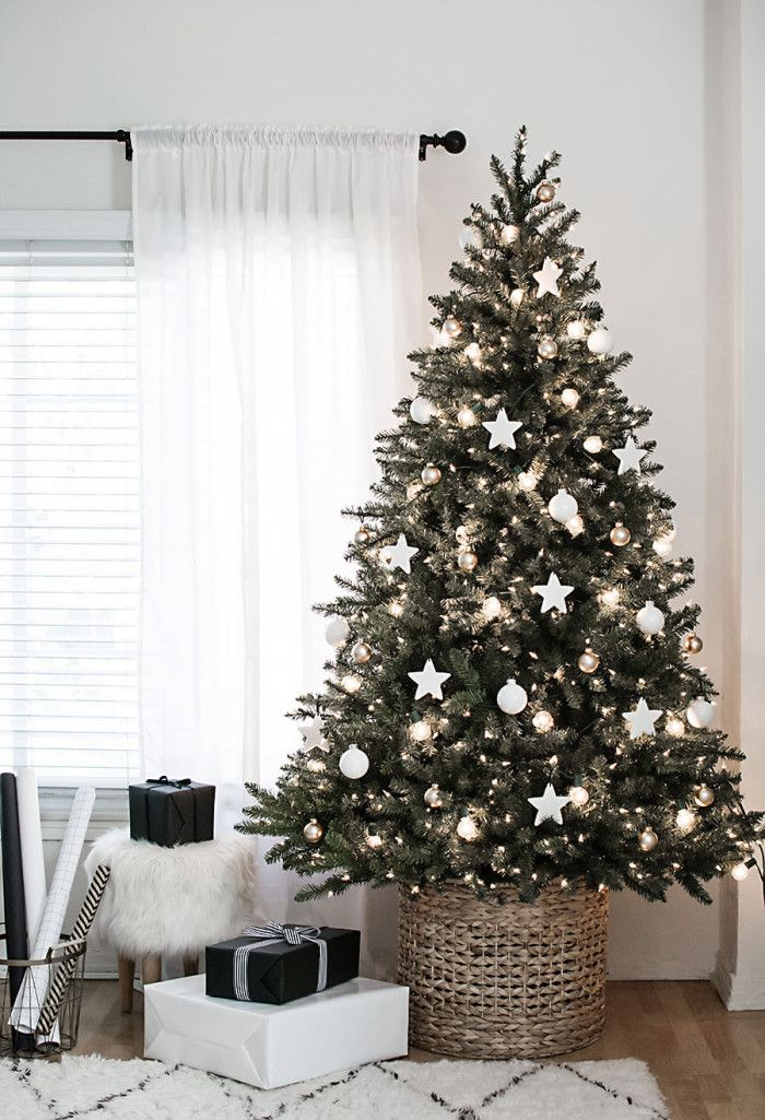 20 Christmas Tree Decoration Ideas How To Simplify