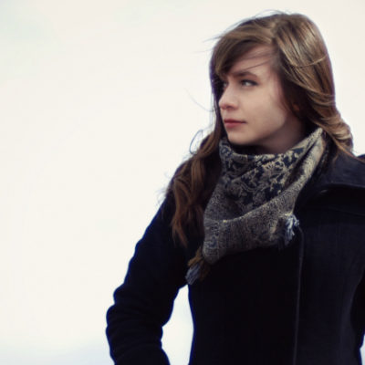 Simple No-Sew Infinity Scarf