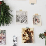 10 Cute Holiday Card Display Ideas
