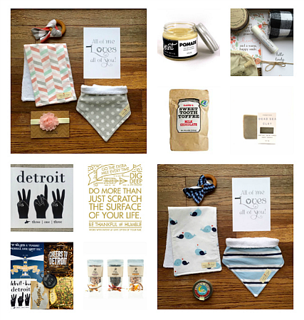 bundled product collage