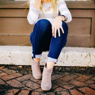 Ways to Wear Skinny Jeans With Ankle Boots