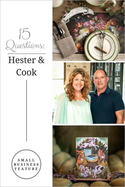 Hester & Cook 15 Questions