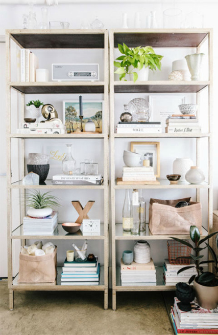 10 tips for decorating a bookshelf how to simplify
