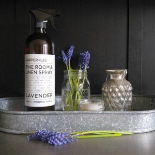 Friday Find: Harper + Lee Lavender Room Spray