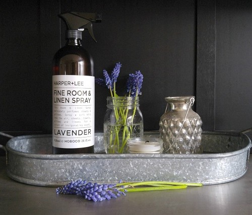 lavender room spray and linen spray