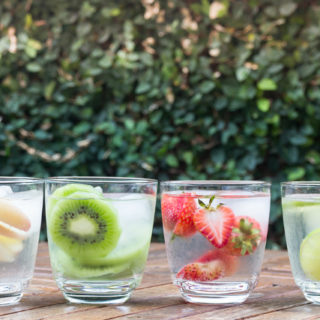 Simple Way to Drink More Water and Eat More Fruit