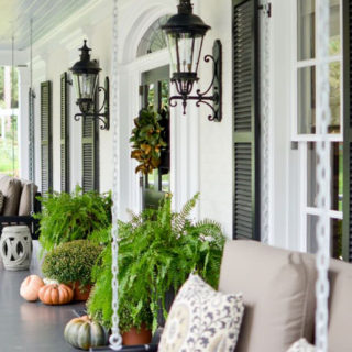 10 Ways to Transition from Summer to Fall Home Decor