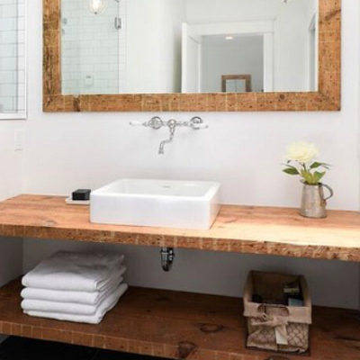 20 Beautiful Farmhouse Bathroom Decor Ideas